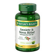 Nature's Bounty Anxiety and Stress Relief, 150 ct.