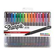 Sharpie Art Pens, 16 ct. - Assorted