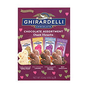 Ghirardelli Chocolate Assorted Duet Hearts, 15.4 oz.