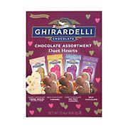 Ghirardelli Chocolate Assorted Duet Hearts, 15.4 oz.