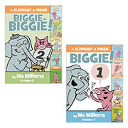 Elephant And Piggie Biggie Vol 1-2 Bundle