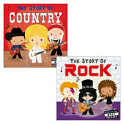 Story of Rock and Country Bundle