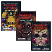 Five Nights At Freddy's 1-3 Bundle