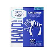 Nice N Clean Anti-Bacterial Wipes, 320 ct.