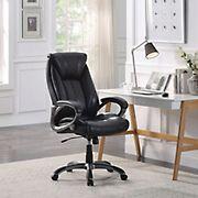 Berkley Jensen Bonded Leather Manager's Chair
