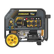 FIRMAN Power Equipment H03651 4550W Peak/3650W Rated Dual Fuel Generator