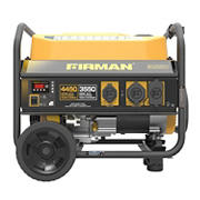FIRMAN Power Equipment P03602 Gas 4550W Peak/3650W Rated Generator