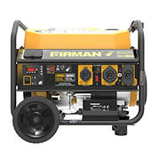FIRMAN Power Equipment P03612 Remote 4550W Peak/3650W Rated Generator