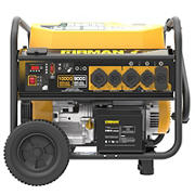 FIRMAN Power Equipment P08003 Gas 10000W Peak/8000W Rated Generator