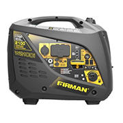 FIRMAN Power Equipment W01781 2100W Peak/1700W Rated Inverter