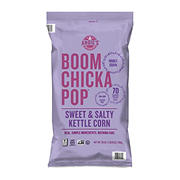 Angie's Boom Chicka Pop Sweet and Salty Kettle Corn, 25 oz.