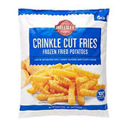 Wellsley Farms Classic Crinkle Cut French Fries, 6 lbs.