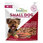 Freshpet Select Beef Roasted Meals for Small Dogs