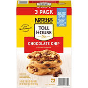 Nestle Tollhouse Chocolate Chip Cookie Dough, 3 pk.