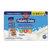 Wellsley Farms Vanilla Pediatric Shakes, 24 ct./8 oz.