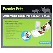 Premier Pet Automatic Timer Pet Feeder, 2 Meals