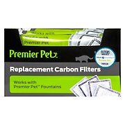 Premier Pet Replacement Carbon Filters, 4 pk.