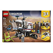 LEGO Creator 3-in-1 Space Rover Explorer 31107 Building Kit (510 Pieces)
