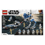 LEGO Star Wars 501st Legion Clone Troopers 75280 Building Kit (285 Pieces)