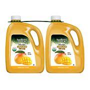 Sunberry Farms Organic Mango Nectar, 2pk./128 oz.