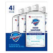 Safeguard Fresh Clean Scent Hand Sanitizer, 4 ct./12 oz.