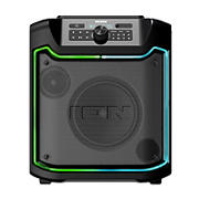 ION Audio Trailblazer All-Weather Speaker with Bluetooth and QI Wireless Charging