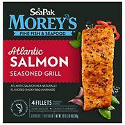 Morey's Seasoned Grilled Atlantic Salmon, 1.25 lbs.
