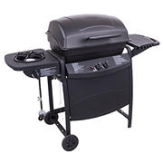 Thermos 360 2-Burner Gas Grill with Sideburner