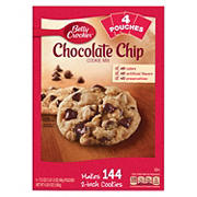 Betty Crocker Chocolate Chip Cookie Pouches, 4 ct.