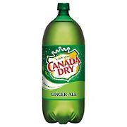 Canada Dry Ginger Ale, 6 pk./2L bottles