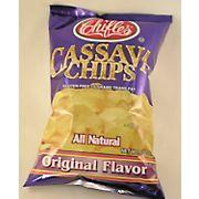 Yuquitas Cassava Chips, 14 oz.