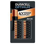 Duracell Optimum AA30 Batteries