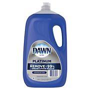 Dawn Platinum Refreshing Rain Scent Liquid Dish Soap, 90 oz.