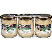 4C Foods Parmesan Cheese, 3 ct.