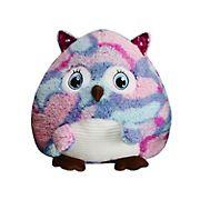 Hugfun Super Soft Triangle Plush Animal - Owl