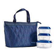 Fit and Fresh Kenmore Professional Bag - Navy