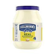 Hellmann's Mayonnaise, 64 oz.