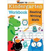 Ready to Learn: Kindergarten Workbook