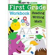 Ready to Learn: First Grade Workbook