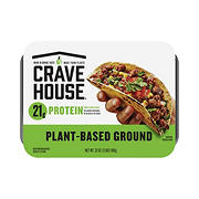 Crave House Plant Based Ground Bundlepack, 2 lbs.