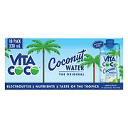 Vita Coco Coconut Water, 18 ct./330 ml.