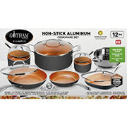 Gotham Steel Diamond 12 Pc. Cookware Set