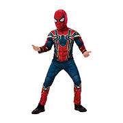 Rubie's Boys Deluxe Costume - Iron Spiderman Small