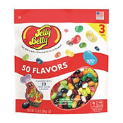 Jelly Belly 50 Flavor Gourmet Jelly Beans, 3 lbs.