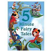 5-Minute Disney Fairy Tales