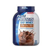Pure Protein 100% Whey Rich Chocolate, 4 lbs.
