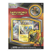 Pokemon TCG: Tapu Koko Pin Collection