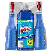 Windex Original Glass Cleaner, 2 ct.