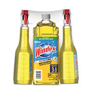 Windex Disinfectant Cleaner Multi-Surface, 2 ct.