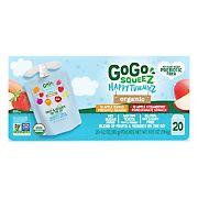 GoGo SqueeZ Happy TummieZ, 20 ct.